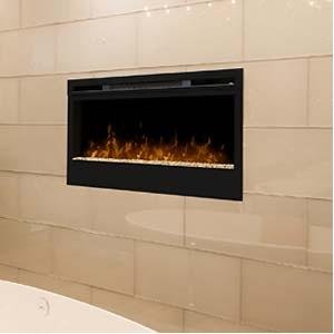 Dimplex Wickson 34-Inch Wall Mount Electric Fireplace (Blf34)