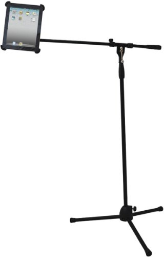 Multimedia Ipad & Microphone Stand