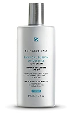 Skinceuticals Physical Fusion UV Defense SPF 50, 1.7 Fluid Ounce