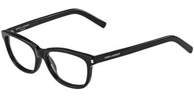 Yves Saint LaurentYves Saint Laurent Sl 12 Eyeglasses-0807 Black-52mm