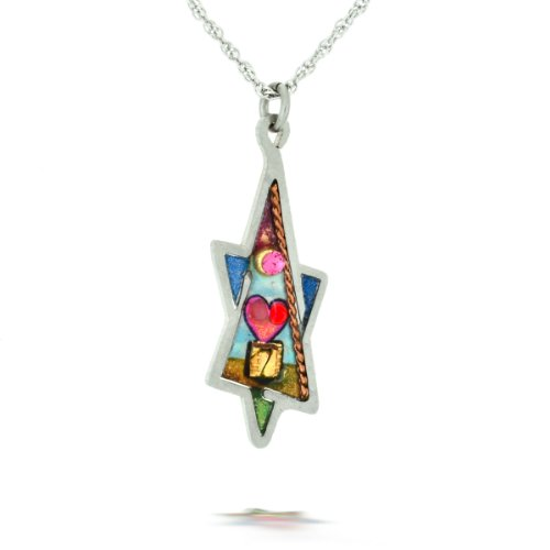 Sweet Star of David Necklace from the Artazia Collection #288 JN
