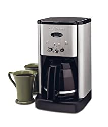 Cuisinart DCC-1200 Brew Central 12-Cup Programmable Coffeemaker from Cuisinart
