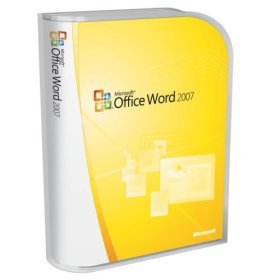 Microsoft Word 2007 Version Upgrade [OLD VERSION]