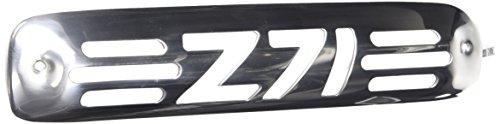 All Sales 94010P Polished Billet Aluminum Third Brake Light Cover - Z71 Logo (99 Z71 Silverado Parts compare prices)