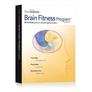Posit Science Brain Fitness Program for One Person, Mac Version