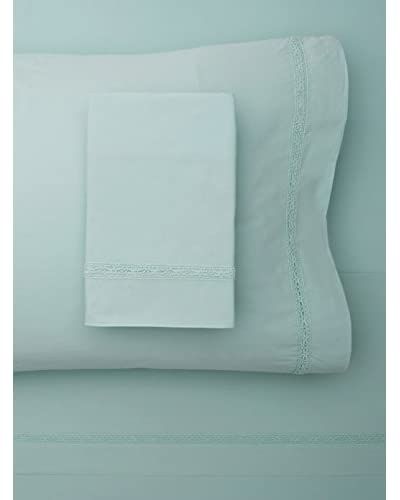 Stitch & Loop Kristin Lace Edge Sheet Set