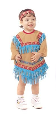 Nativ (Infant Indian Costumes)