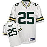 Ryan Grant Greenbay Packers WHITE Equipment - Replica NFL YOUTH Jersey