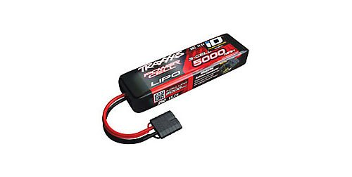 traxxas 2872x 5000mah 11 1v 3s 25c lipo battery. Black Bedroom Furniture Sets. Home Design Ideas