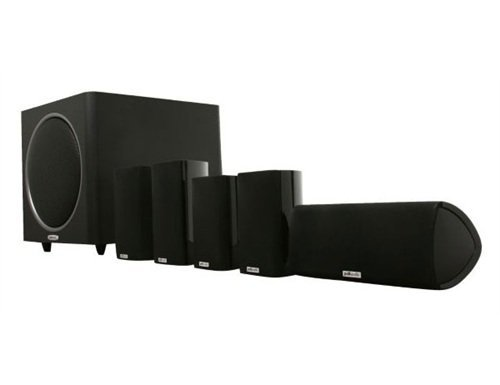 Polk Audio Rm 510 - 5.1-Channel Home Theater Speaker System
