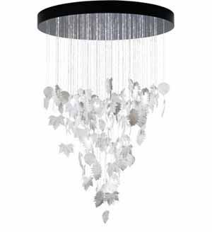 Lladro Magic Forest Chandelier