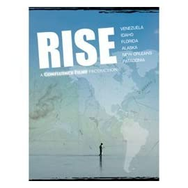 Rise: The Movie DVD about fly fishing