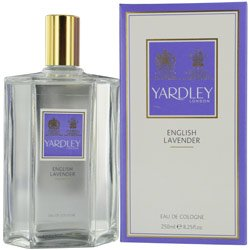 YARDLEY by Yardley for WOMEN: ENGLISH LAVENDER COLOGNE 8.5 OZ