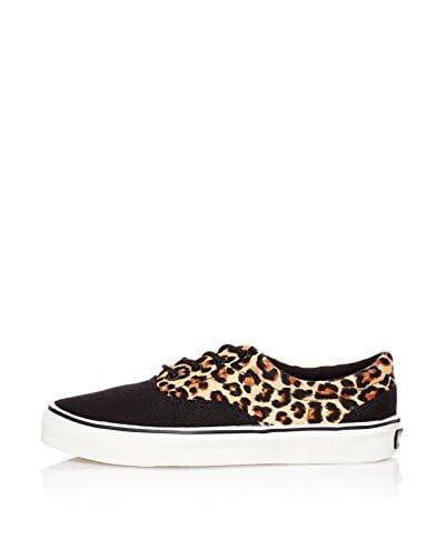 Wrung Sneaker Two Tones Leopard [Beige]