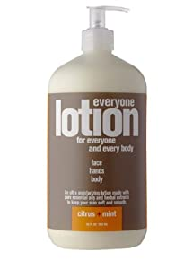 Everyone Lotion, Citrus plus Mint, 32 Fluid Ounce -1 each