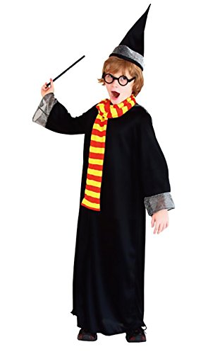 GDSTORE Halloween Boys Magician Wizard Cosplay Costume