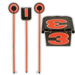 Set of Varsity Down Indicator & Chain Set - Football