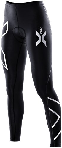 2XU Women's Cycle Tight - Black, Small
