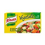Knorr Stock Cubes Vegetables (10 cubes - 100g)