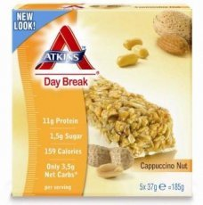 atkins-day-break-cappuccino-bar-5-x-37-g-order-8-for-trade-outer