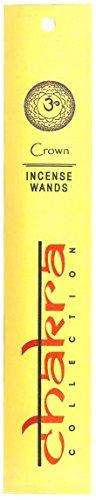 Encens Chakra Collection - Chakra Couronne (10 bâtonnets)
