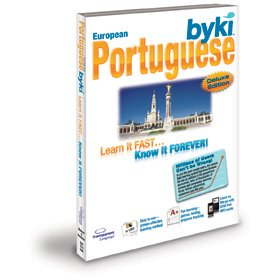 Byki Portuguese (European) Language Tutor Software