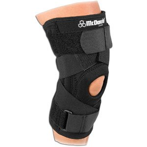 McDavid Ligament Knee Support ( sz. M, Black )