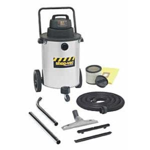 Buy ShopVac 9254610 Industrial Wet/Dry Vacuum - 15 Gallon Stainless, 6.5 HP (Shop-Vac Power Tools,Power & Hand Tools, Power Tools, Vacuums & Dust Collectors, Wet-Dry Vacuums)