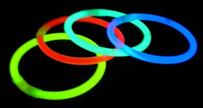 Glow Dark Bracelets Glow Stick Bracelets Tube of