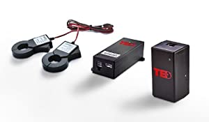 TED 5000-G The Energy Detective - Compatible With Single Electrical panel and Wind/Solar Installations (will only record the net of generation and production - to record generation and production separately, you will need to order the TED 5002-G)