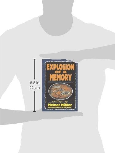 Explosion of a Memory (PAJ Books)