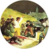 Goya 3rd of May 1808 Pin