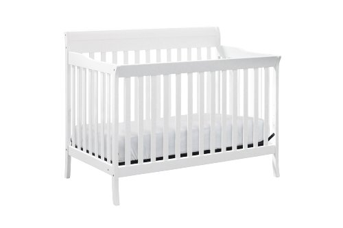 DaVinci Summit 4-in-1 Convertible Crib, White
