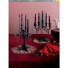 Martha Stewart Crafts Halloween Creepy Candelabras
