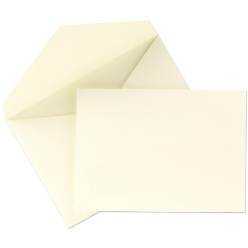 Crane & Co. Ecruwhite Kid Finish Gift Enclosures & Envelopes (CC0116)