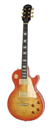 Epiphone Les Paul Ultra Les Paul Collection Electric Guitar, Faded Cherryburst
