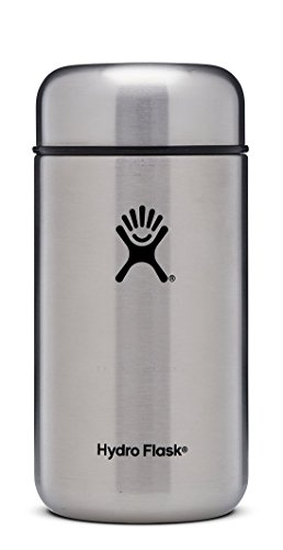 Hydro Flask 18 oz Vacuum Insulated Stainless Steel Food Flask, Stainless (Auto Microwave compare prices)