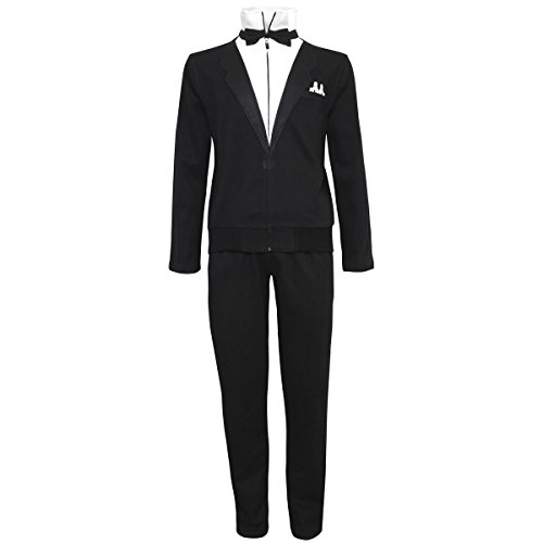 Tuta sportiva - TAILOR TKS SMOKING - Kappa - XXL - Black