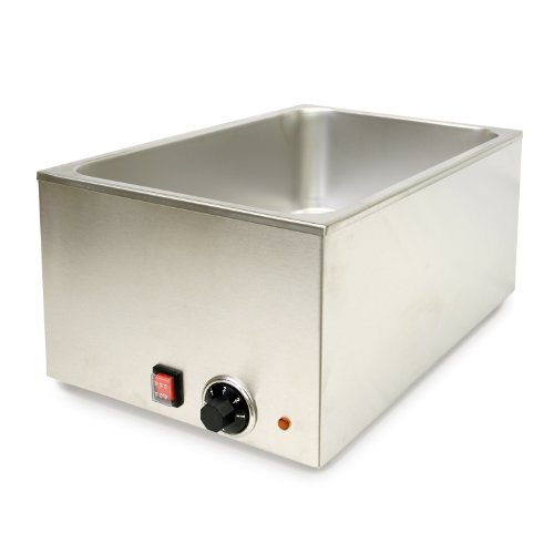 Stainless Steel Food Warmers ~ Thundergroup sej c stainless steel countertop electric