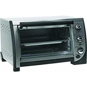 Black & Decker TRO700S 4-Slice Toast-R-Oven, Stainless Steel