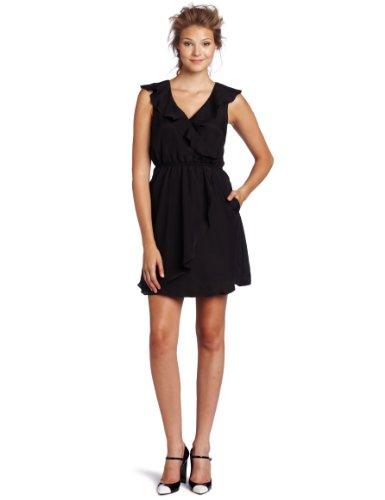 5ada53370902d Corinna Maharrey WebBlogs: BCBGeneration Women's Ruffle Dress, Black ...