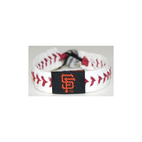 San Francisco Giants Classic Baseball Bracelet