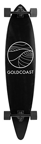 gold-coast-longboard-classic-pintail-unisex-adulto-longboard-classic-pintail-black-taglia-unica