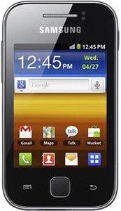 31fLTuSRf7L. SL500  Samsung Galaxy Young S5360 Unlocked GSM Quadband Cell Phone Touch Screen International Version/Warranty Black