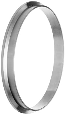 Dixon 14WMP-R Series Stainless Steel 316L Sanitary Fitting, Short Weld Clamp Ferrule