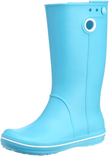 Crocs Women's Crocband Jaunt Electric Blue Pull On Boots 10970-404-480 7 UK, 41 EU, 9 US