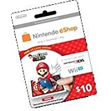 Photos with Mario AR Card - Mario Version (Includes $10 for Nintendo eShop)