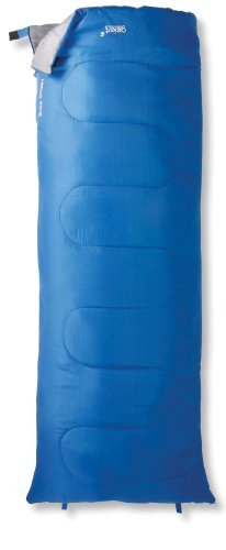 Gelert Hebog Classic Envelope Sleeping Bag - Blue