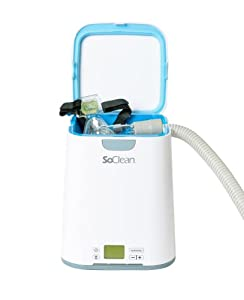SoClean 2 CPAP Sanitizer Extended Warranty: 1 Year Extended Warranty
