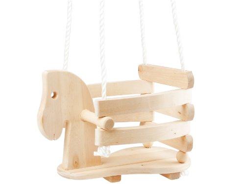 J.I.P. Wood Horse Swing